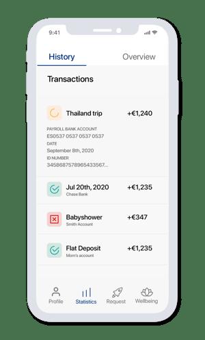 App Screen - Practical Features