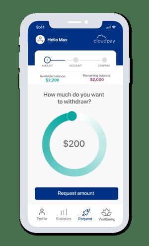 App Screen - User Experience