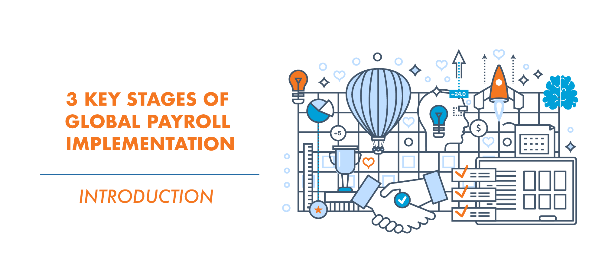 Introducing the 3 Key Stages of Global Payroll Implementation