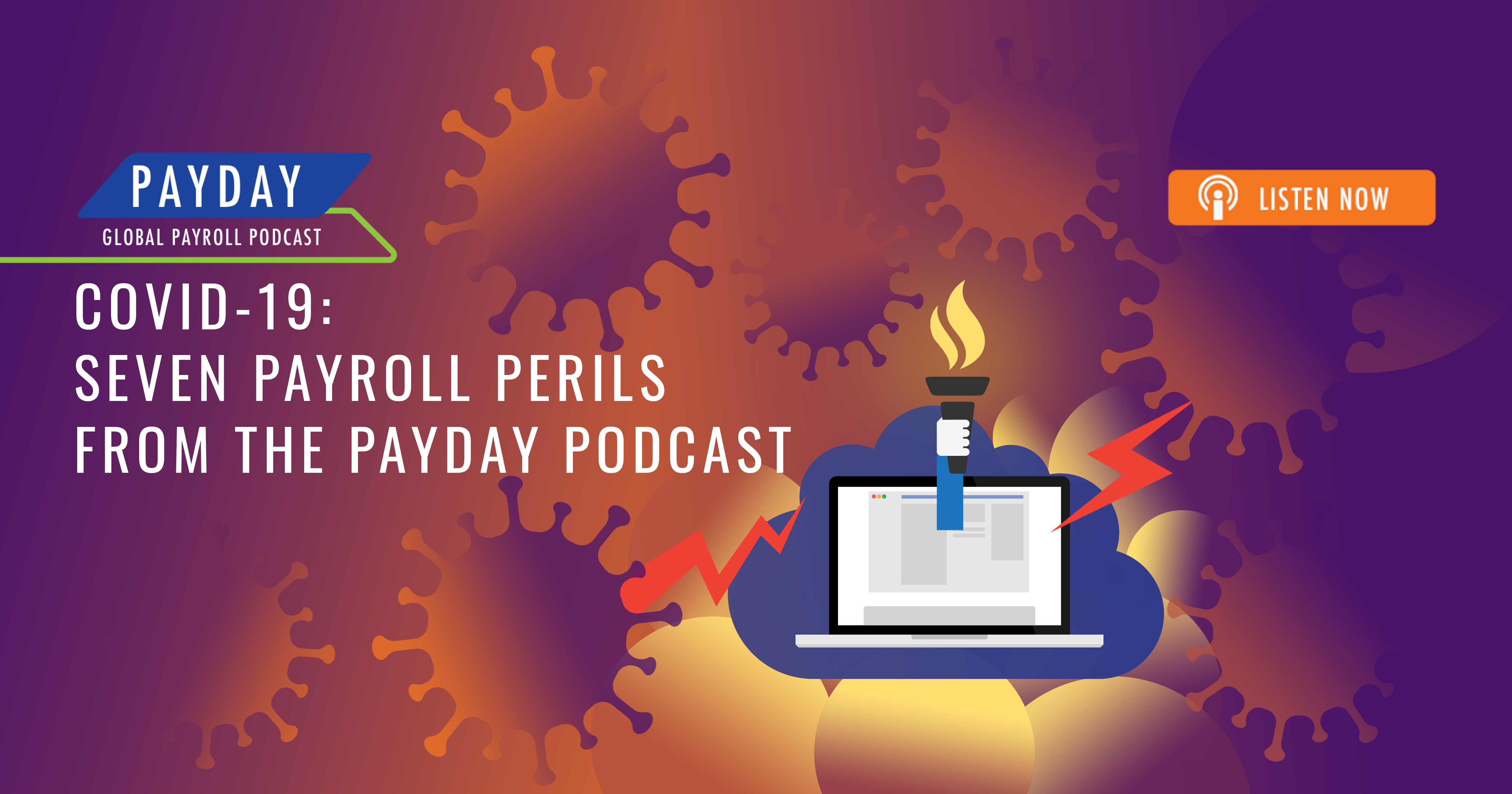 COVID-19: Seven Payroll Perils from the Payday Podcast
