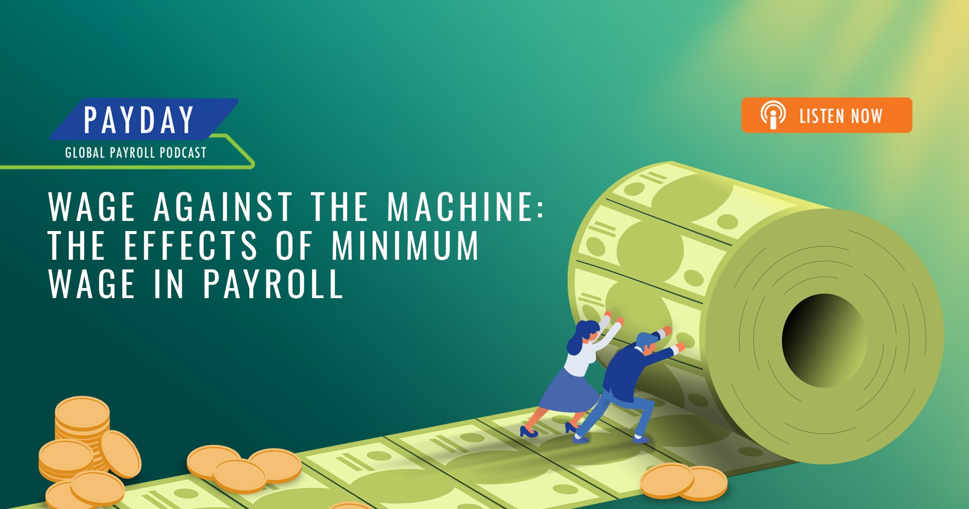Wage Against The Machine: the effects of minimum wage in payroll