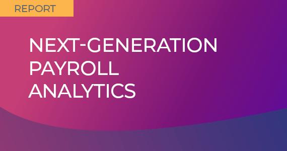 Next-Generation Payroll Analytics