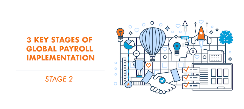 Stage 2 of Global Payroll Implementation